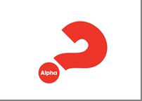 Alpha-cursus logo